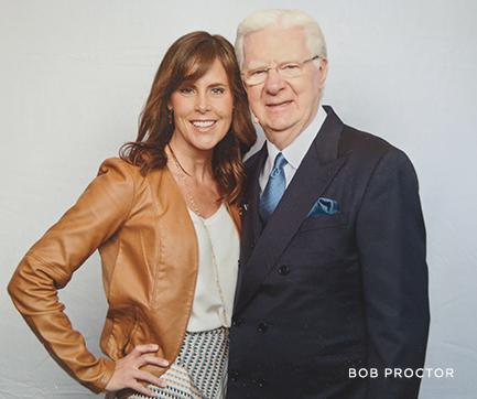 rozanna wyatt & Bob Proctor